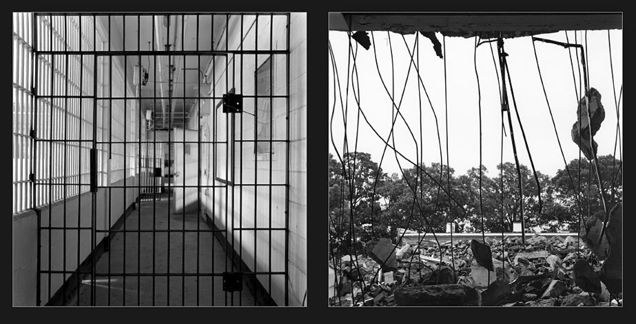 Polk Youth Center (Diptych)